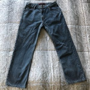 Tommy Hilfiger Men's Stonewashed Jeans 34Wx30L